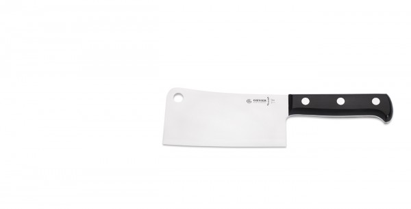 Hackmesser 6640, POM-Griff, 15 cm Klinge