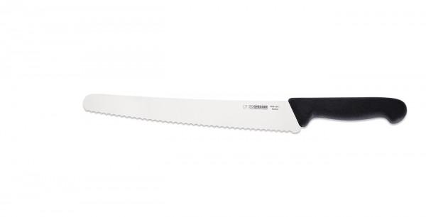 Universalmesser 8265, Wellenschliff, 25 cm, für Linkshänder