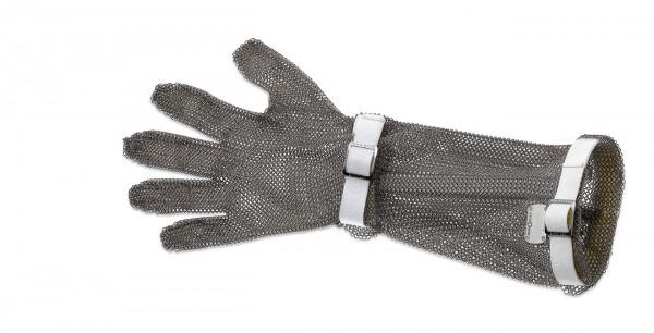 Euroflex-Handschuh / Stechschutz, 5 Finger, 19cm Stulpe