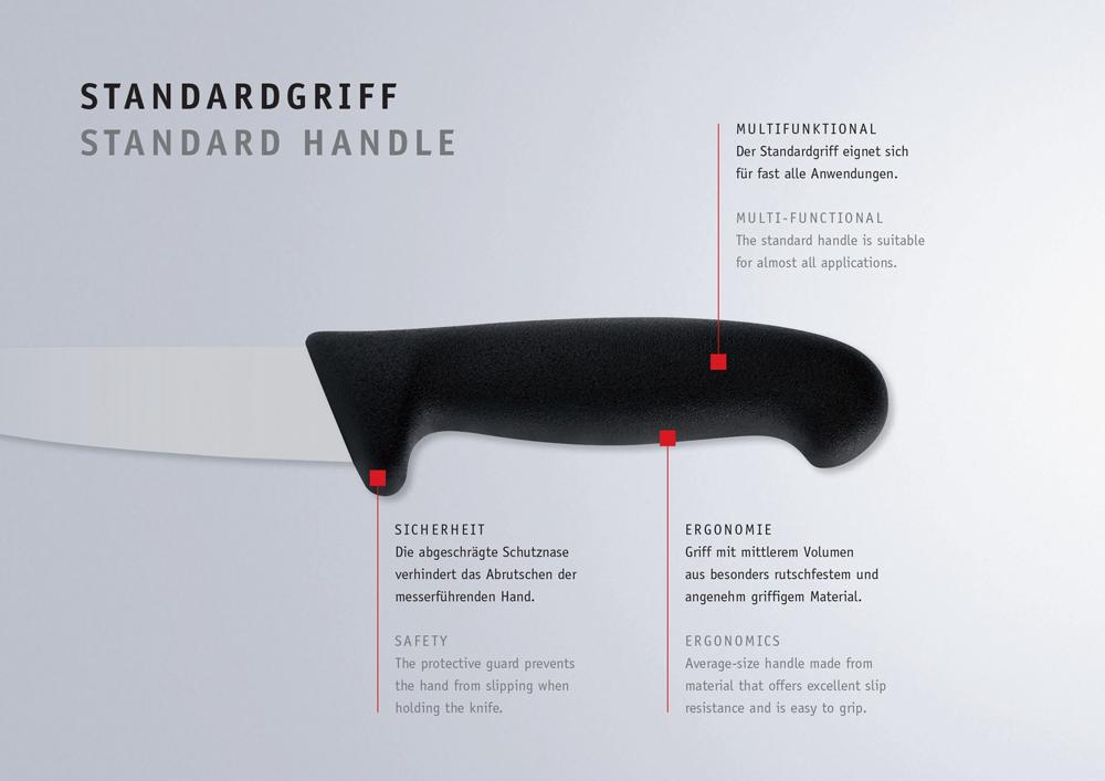 Kunststoff- / Standardgriff